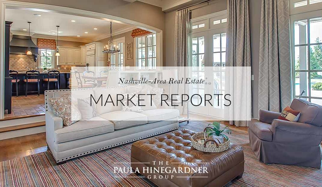 Nashville Real Estate Market Report January 2018
