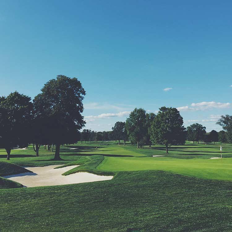 nashville tn parks and rec golf courses