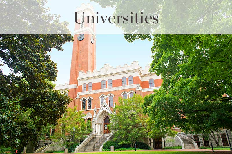 Nashville Education: Universities, Public School, Private Schools