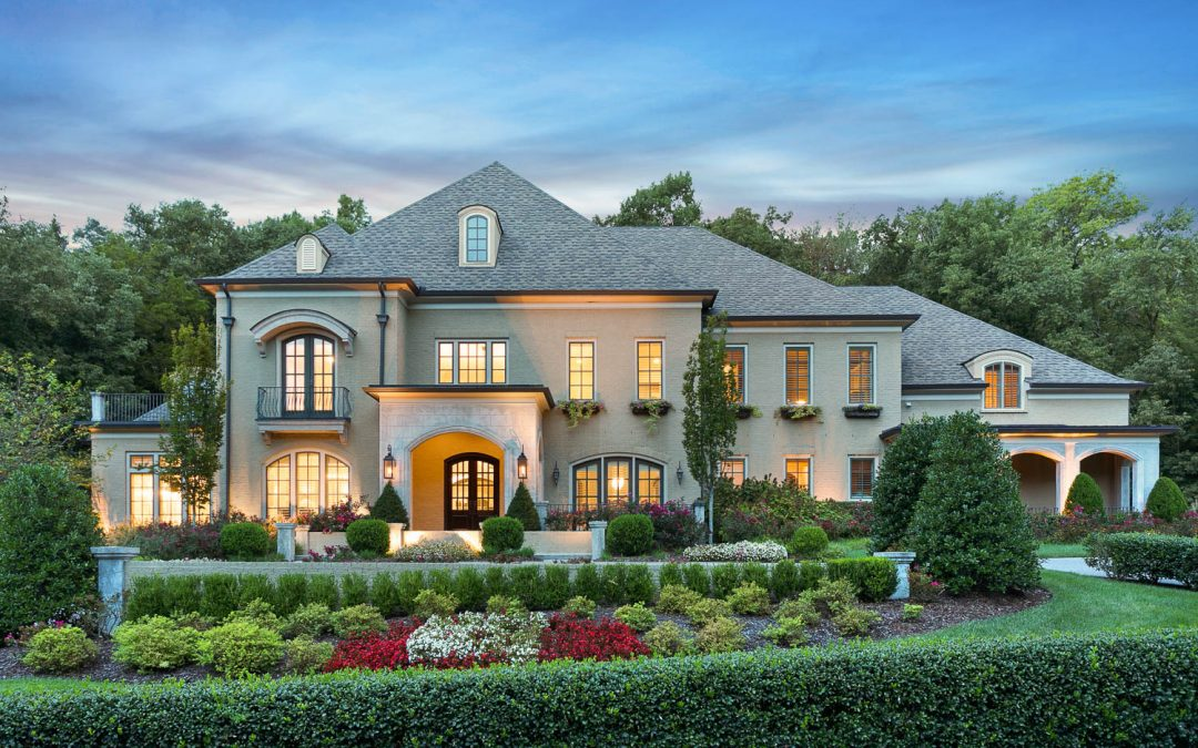 Luxury Market Report for Nashville August 2018