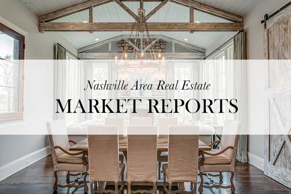 Real Estate Market Report August 2018