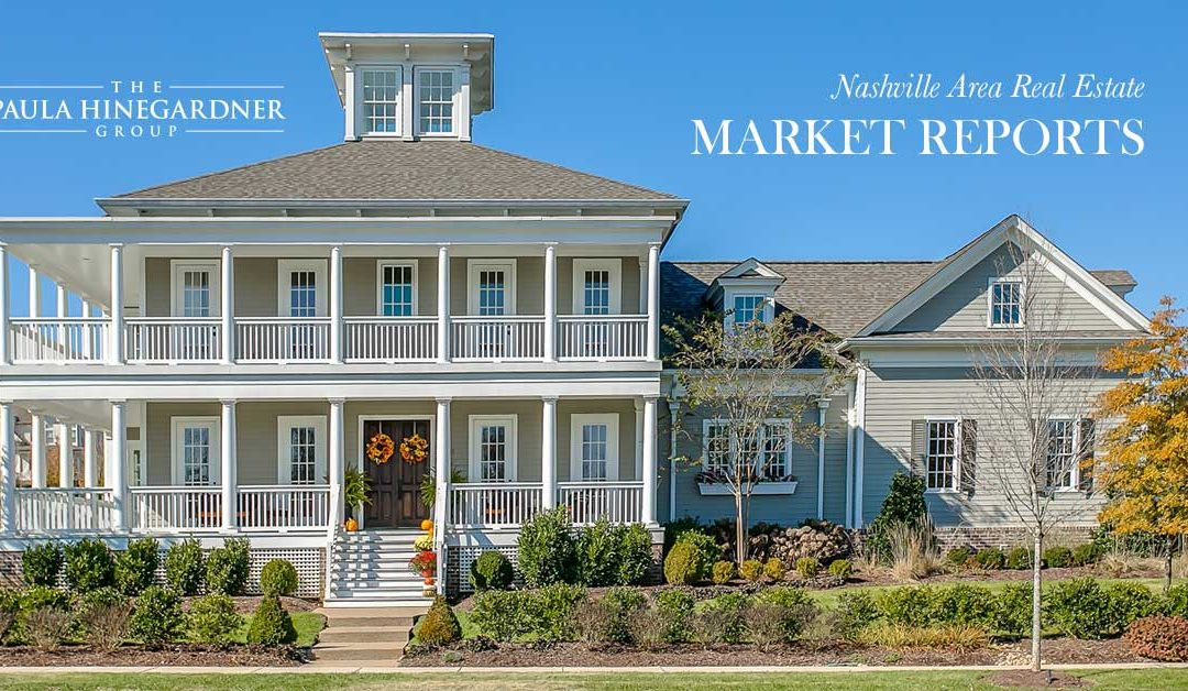 Real Estate Market Report October 2018