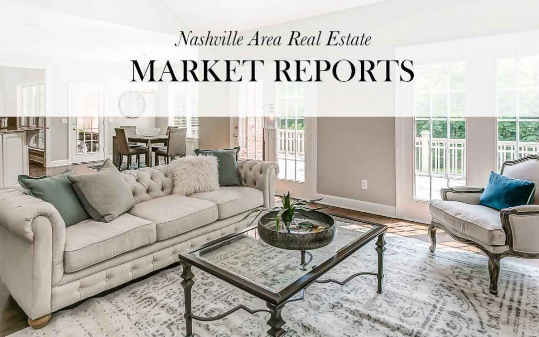 Nashville Area Real Estate Market Report – November 2018