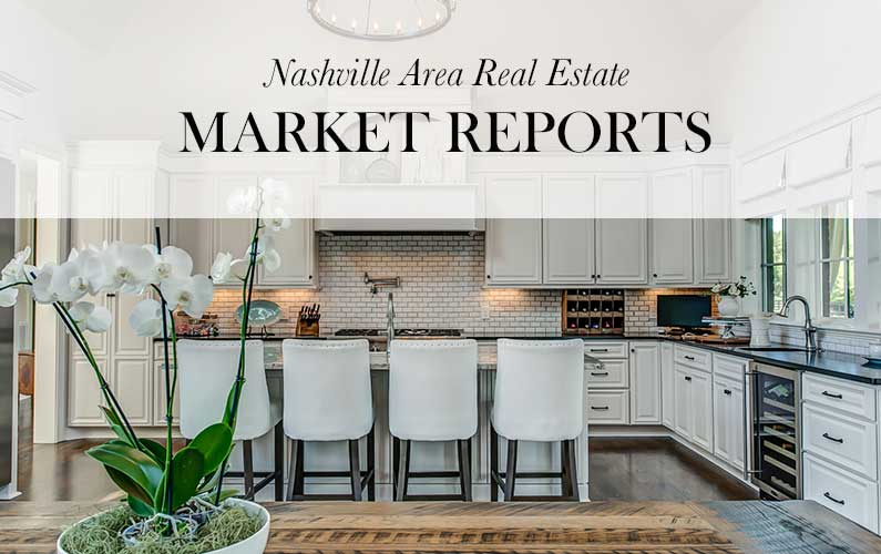 Nashville Area Real Estate Market Reports Februrary 2019