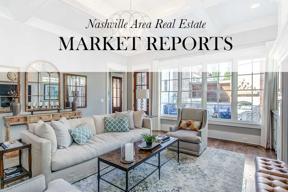 Nashville Area Real Estate Market Report March 2019