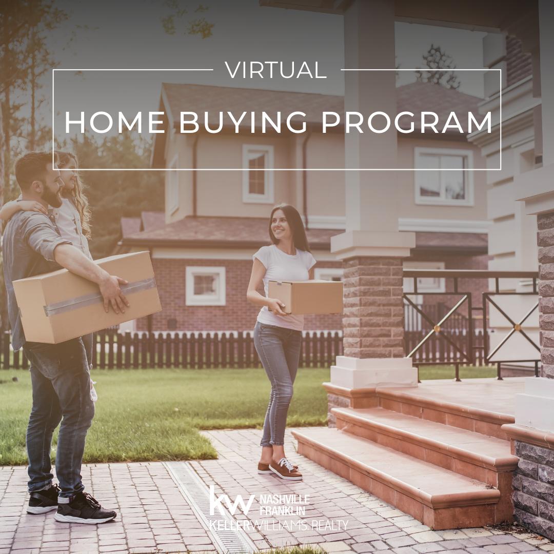 virtual home buying nashville