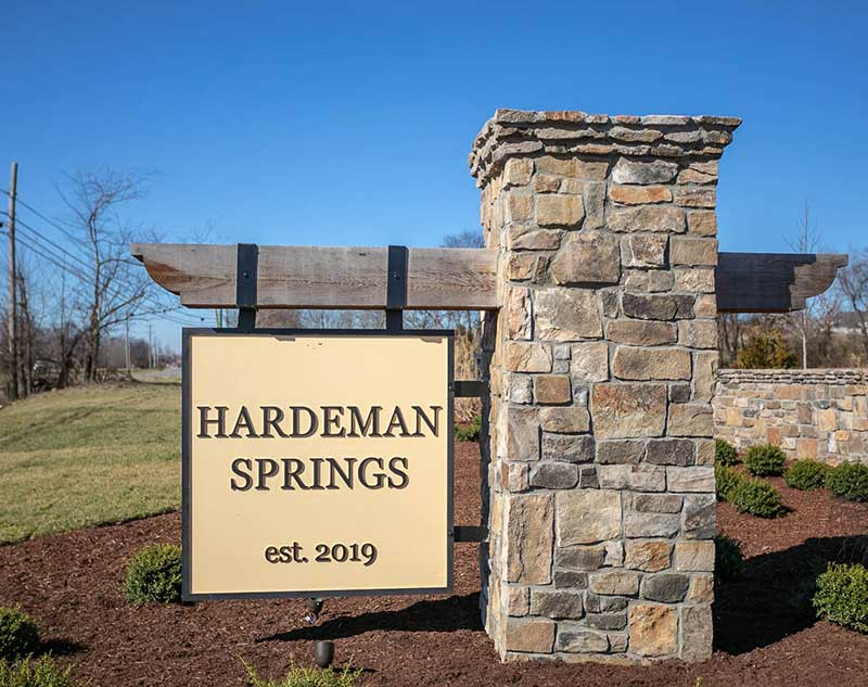 hardeman springs new homes for sale
