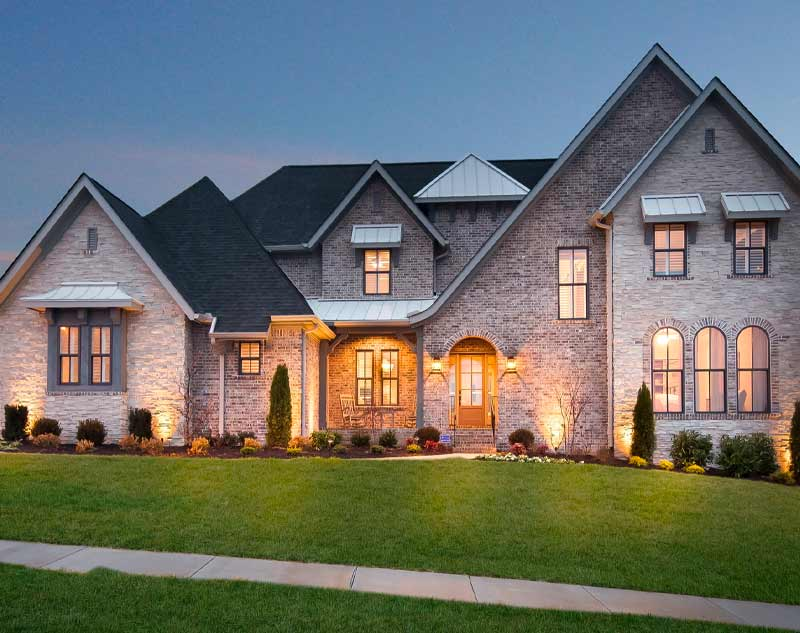 luxury franklin tn new home construction