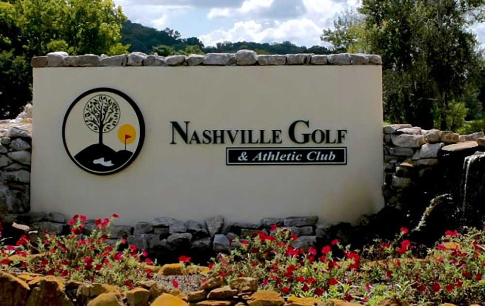 golf course homes brentwood tn
