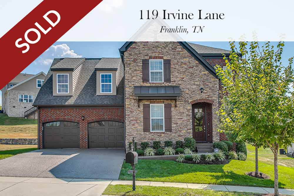 homes for sale franklin tn
