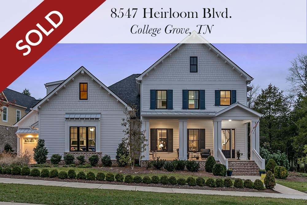 college grove tn real estate