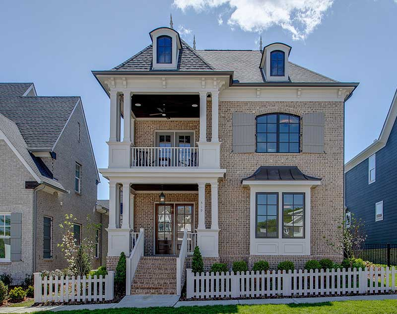 westhaven franklin tn new homes
