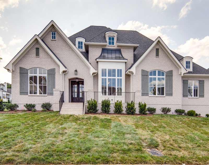 brand new luxury homes